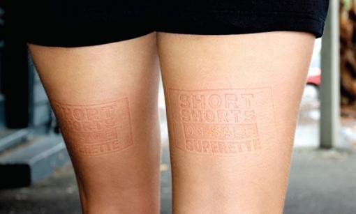shorts-guerrilha