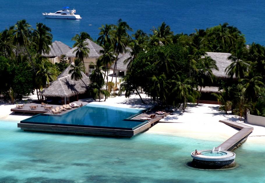 HUVAFEN FUSHI  (NORD MALE ATOLL – ILHAS MALDIVAS)